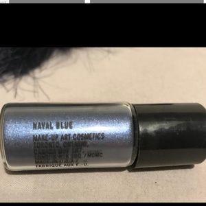 Mac Cosmetics Mini Pigment - Naval Blue